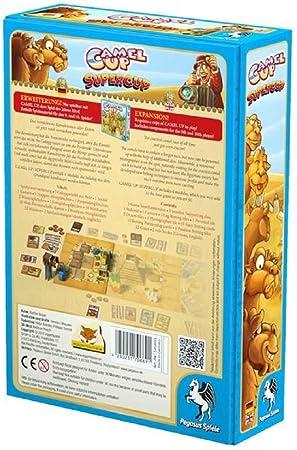 Camel Up SuperCup Edición Español: Amazon.es: Juguetes y juegos