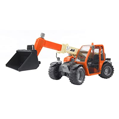 Bruder JLG 2505 Telehandler: Toys & Games