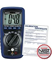 REED Instruments R8800 Voltage/Current Calibrator, 199.99mV/19.99mA