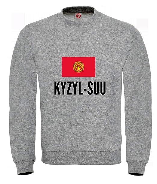 Kyzyl-Suu City