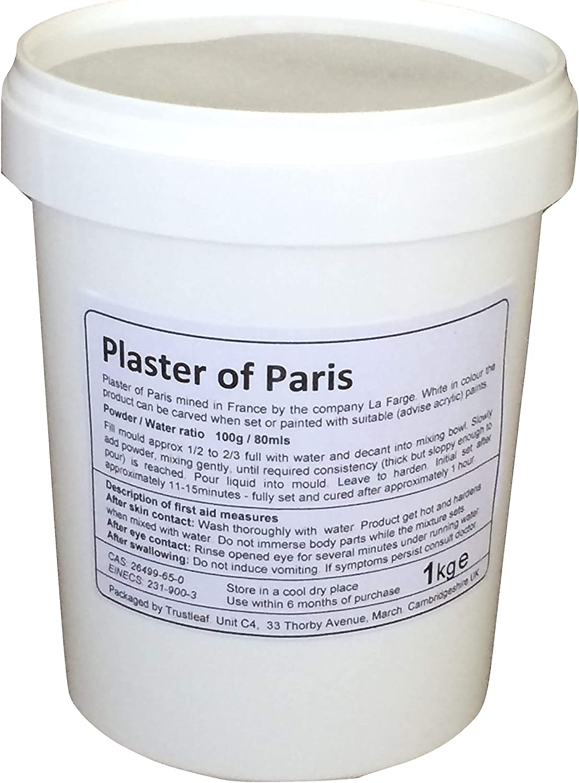 Mouldmaster 250 g Plaster of Paris White