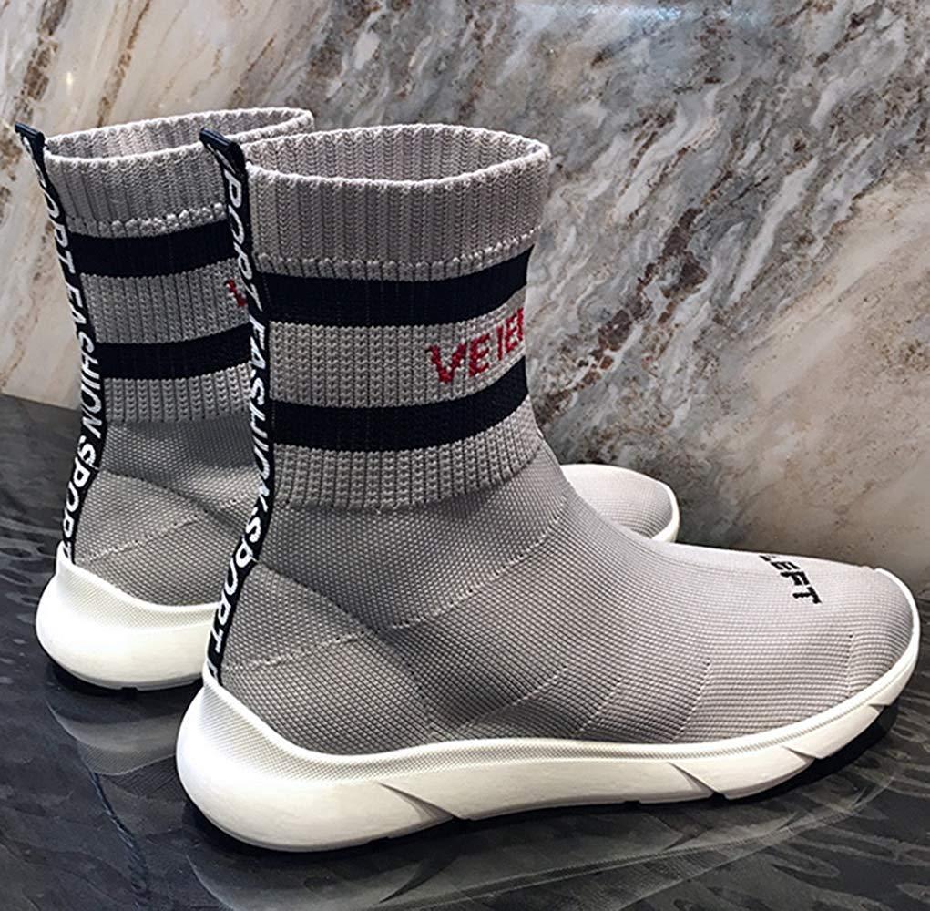 HhGold Laufende Laufende Laufende Leichte Breathable Beiläufige Art- Und Weiseturnschuh-gehende Schuhe Der Frauen (Farbe   Grau, Größe   38EU) fb8c21