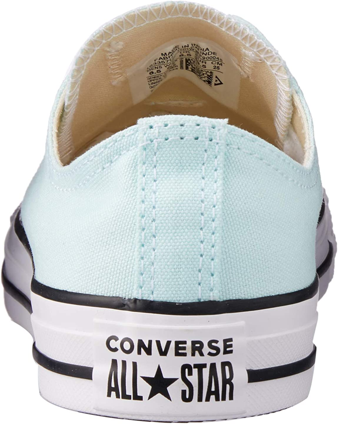 Converse Taylor All Star Ox Teal Tint, Sneakers Basses Femme