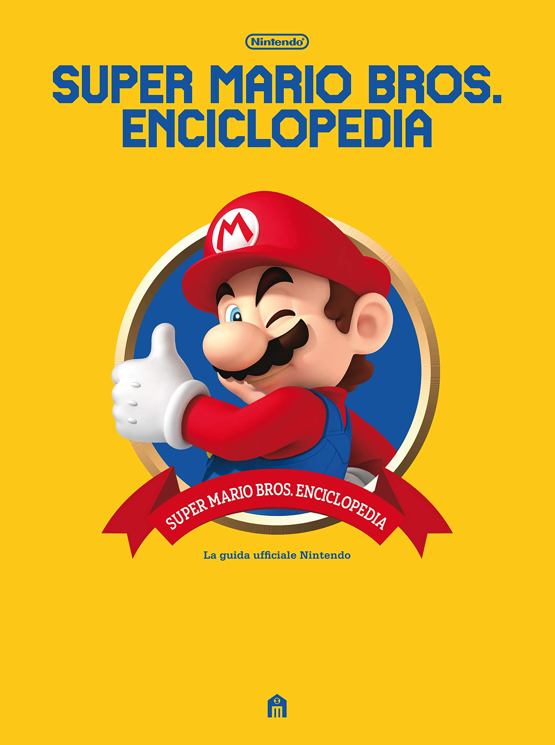 Super Mario Bros. Enciclopedia. Ediz. a colori: Amazon.es: Libros ...