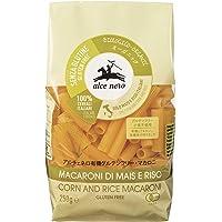 Alce Nero Organic Gluten-Free Rigatoni Pasta   Authentic Italian Pasta Taste & Texture   Made with Italian Corn & Rice…