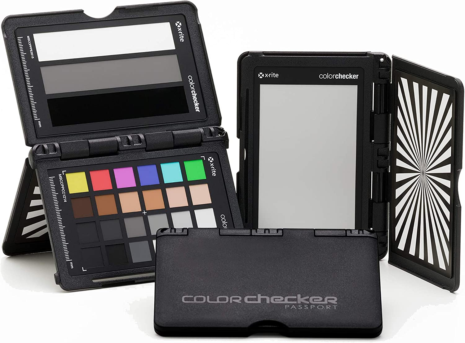 EODIS3PLCCPPVC X-Rite i1 ColorChecker Filmmaker Kit i1Display Pro Plus and ColorChecker Passport Video