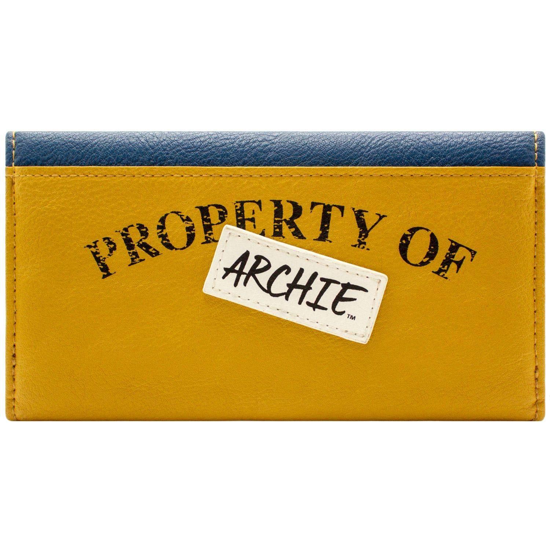 Riverdale Property of Archie Bleu Portefeuille