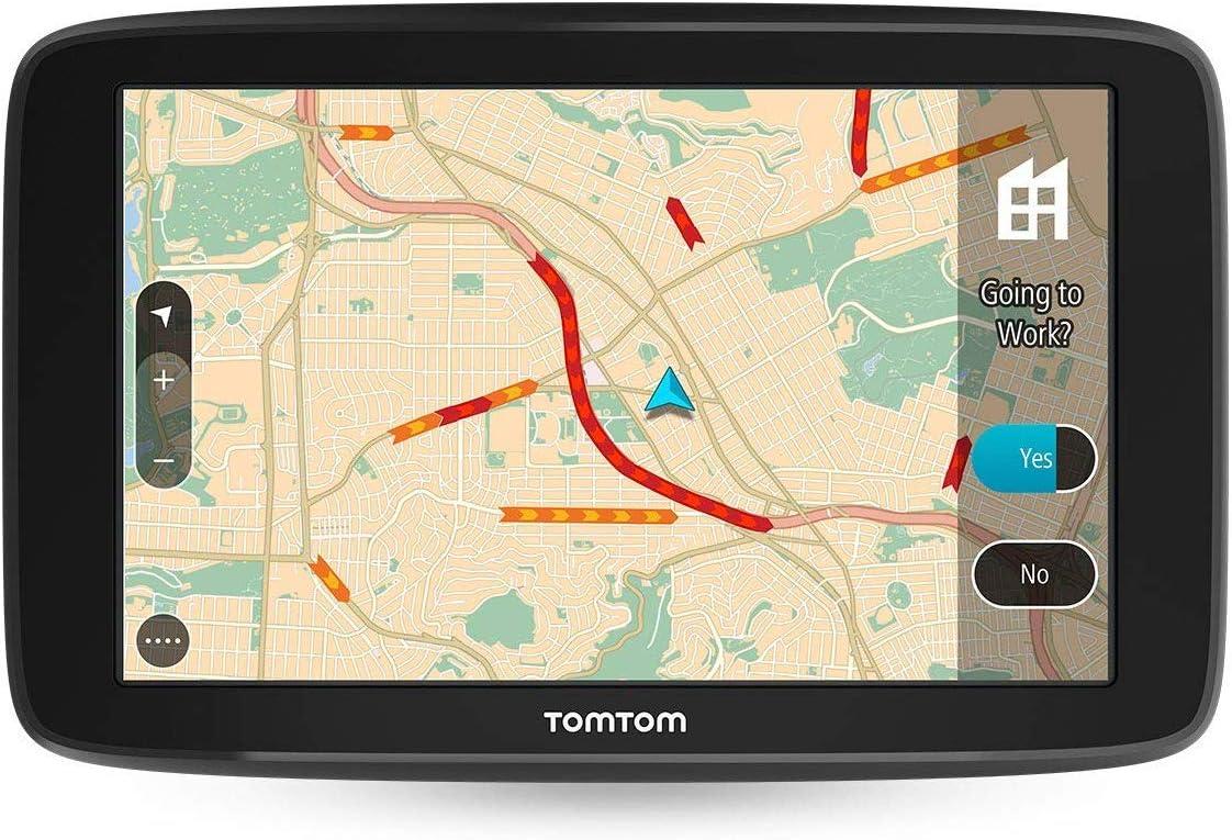 Instax Mini 9 GPS Auto Appel Mains-Libres TomTom GO ESSENTIAL 6/'/' Trafic /à Vie via Smartphone TomTom Road Trips 6 mois dessai aux zones de Danger Cartographie Europe mises /à jour Wi-Fi