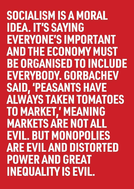 Socialism Is a Moral Idea (socialart.work): Amazon.es: Short, Clare, Firrell, Martin: Libros en idiomas extranjeros