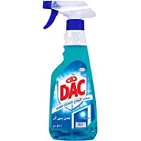 DAC Glass and Window Cleaner Trigger Spray - Spotless Shining, 400 ml