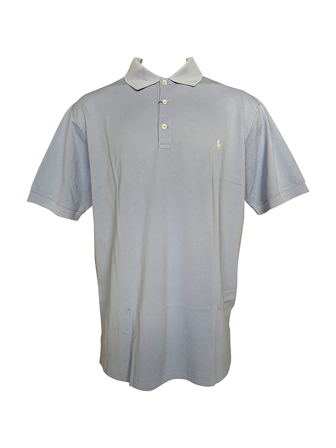 Polo Ralph Lauren Mens Classic Fit Big and Tall Mesh Polo Shirt