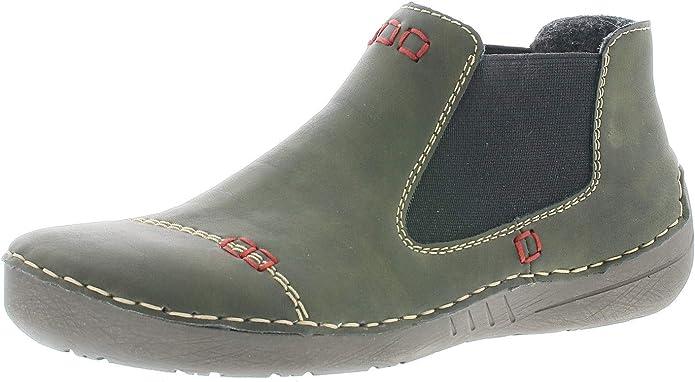Rieker Women's Ankle Boots, Chelsea Boots (Rieker Damen Stiefel) - Size 129 N, size: 36 EU: Amazon.de: Schuhe & Handtaschen