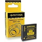 Batterie DMW-BCF10 / DMW-BCF10E / CGA-S106C pour Panasonic Lumix