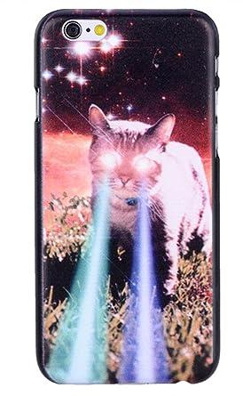 Pintado a los ojos se iluminan Cucase Fashion de gato para ...