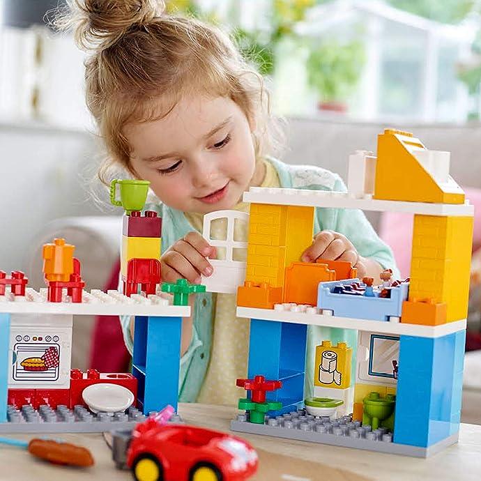 LEGO 乐高 Duplo得宝系列 10835 我的温馨家庭 积木玩具 6.2折$24.99 海淘转运到手约¥262