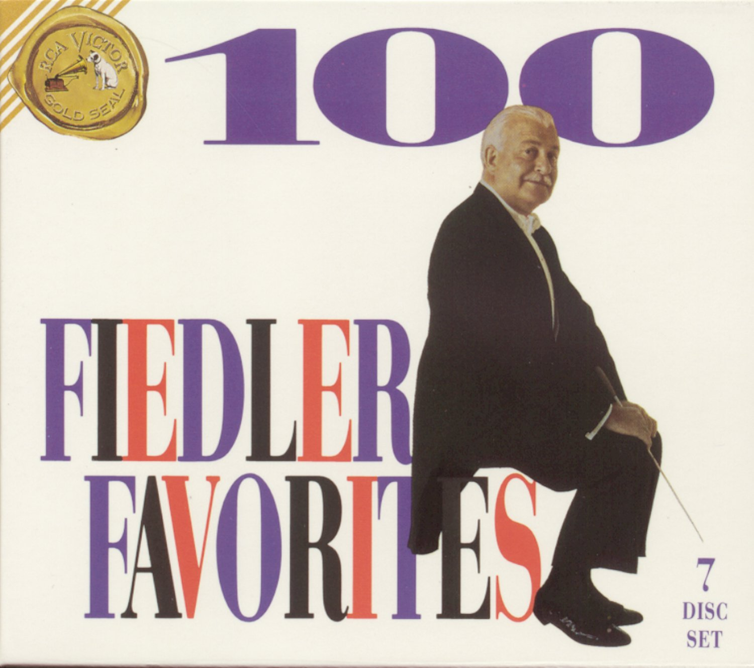 100 Fiedler Favorites by Sony Classical