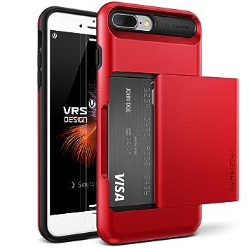 IPhone 8 Plus Case 7 VRS DesignR Red Protective