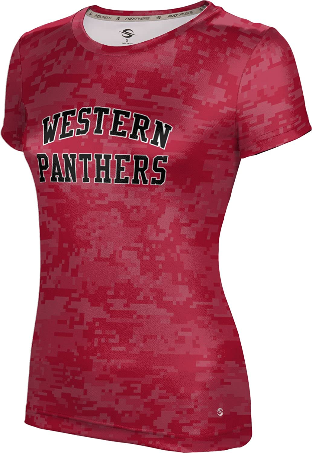 ProSphere Women's Western High School Digital Tech Tee