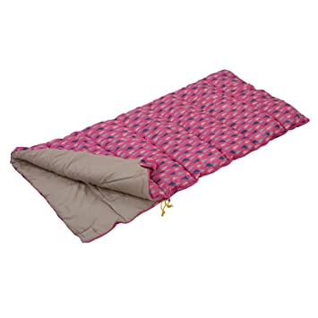 Regatta Maui Kids Rectangular Warm Two Season Sleeping Bag: Amazon.es: Deportes y aire libre