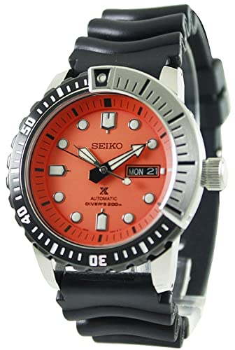 Seiko Relojes Prospex automática Aire de Buceo Profesional Spex automático Aire Diver srp589 K1 Hombre: Amazon.es: Relojes
