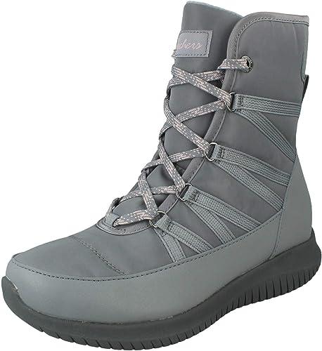 Skechers Ladies Boots Ultra Flex Cold