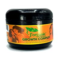 J'Organic Solutions hair growth Scalp stimulator (Hair Grease for Kids) Softer,...