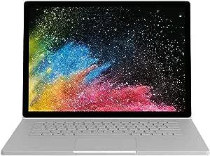 "Microsoft Surface Book 2 15"" (2017), i7, 1TB SSD, 16GB RAM (Reacondicionado)"