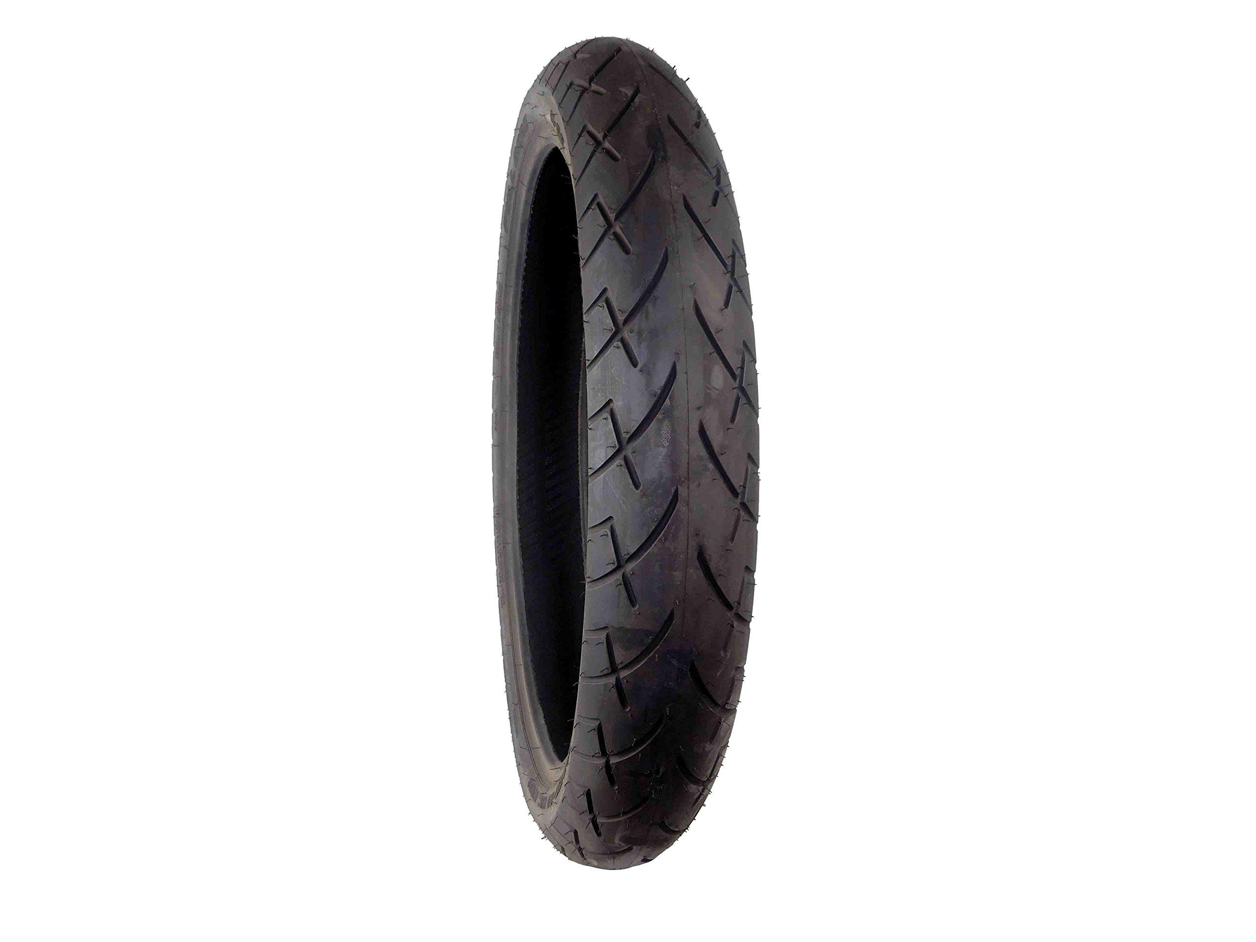 Full Bore M-66 Tour King Cruiser Motorcycle Tire (120/70-21)