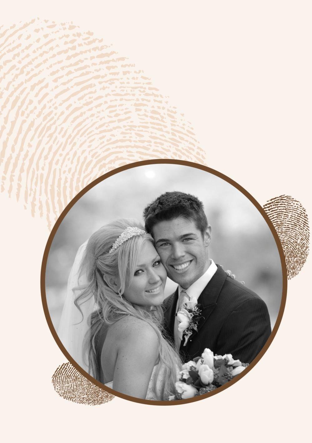 Kartenparadies Danksagung Danksagung Danksagung für Hochzeitsgeschenke Hochzeit Dankeskarte fingerprint, hochwertige Danksagungskarte Hochzeitsglückwünsche inklusive Umschläge   20 Karten - (Format  105x148 mm) Farbe  RosaLila B01N9U44RY | Won hoch geschätz 05d656