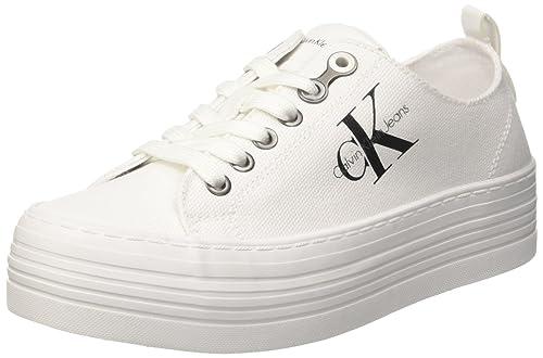 Calvin Klein Jeans Womens White Zolah