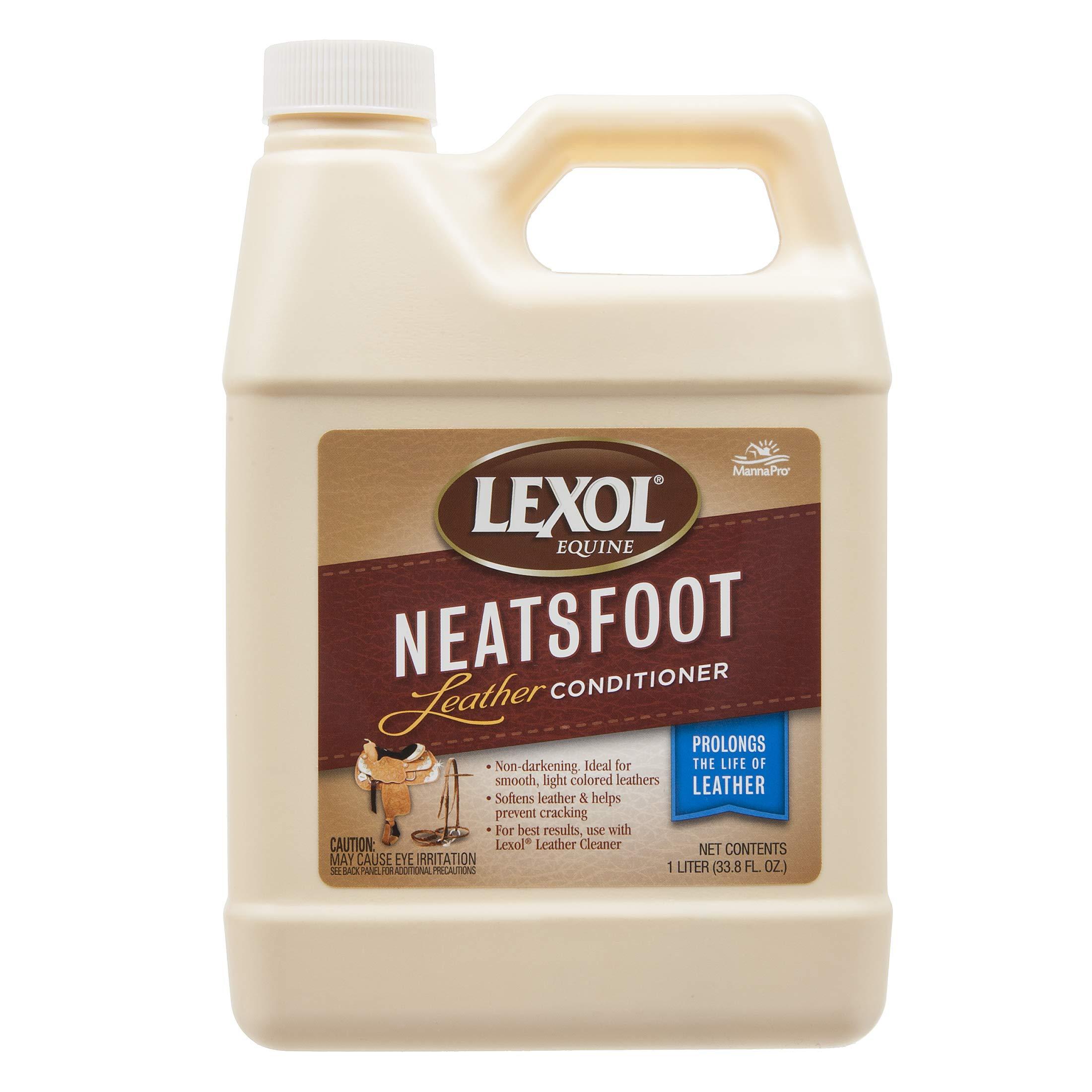 Manna Pro 441988 Lexol Neat'S Foot Supplies, 1 L by Manna Pro