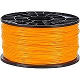 NuNus HIPS Filament 1kg (1.75mm Orange) für 3D Drucker- Besonders geeignet als Supportmaterial…