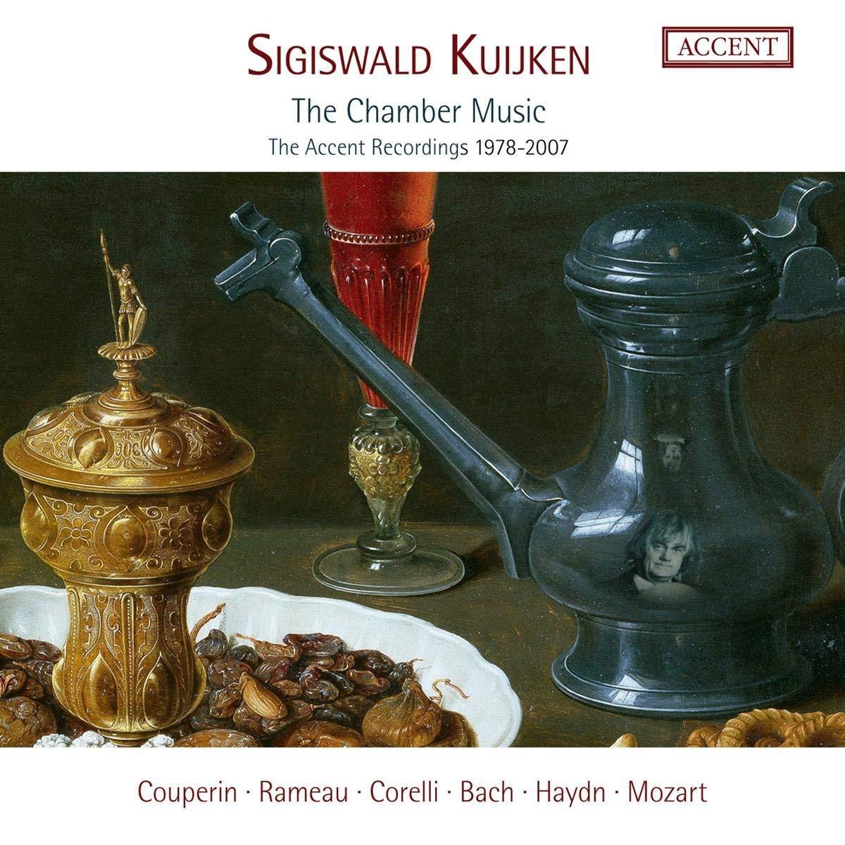 """Afficher """"Sigiswald Kuijken, The Chamber Music"""""""