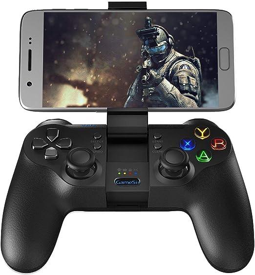GameSir T1s Mando Bluetooth Inalámbrico de Juegos para Android/Windows/VR/TV Box/PS3: Amazon.es: Videojuegos