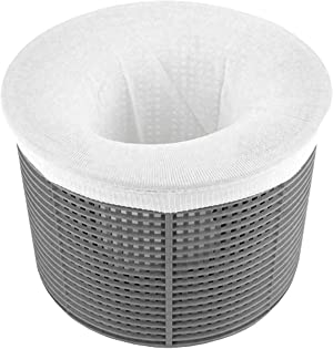 30-Pack of Pool Skimmer Socks, Ultra Fine Mesh Filter Sock Net for Skimmer Baskets, Skimmers Cleans Debris and Leaves for In-Ground and Above Ground Pools