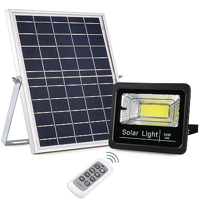 New Version Solar Flood Lights Outdoor Dusk to Dawn