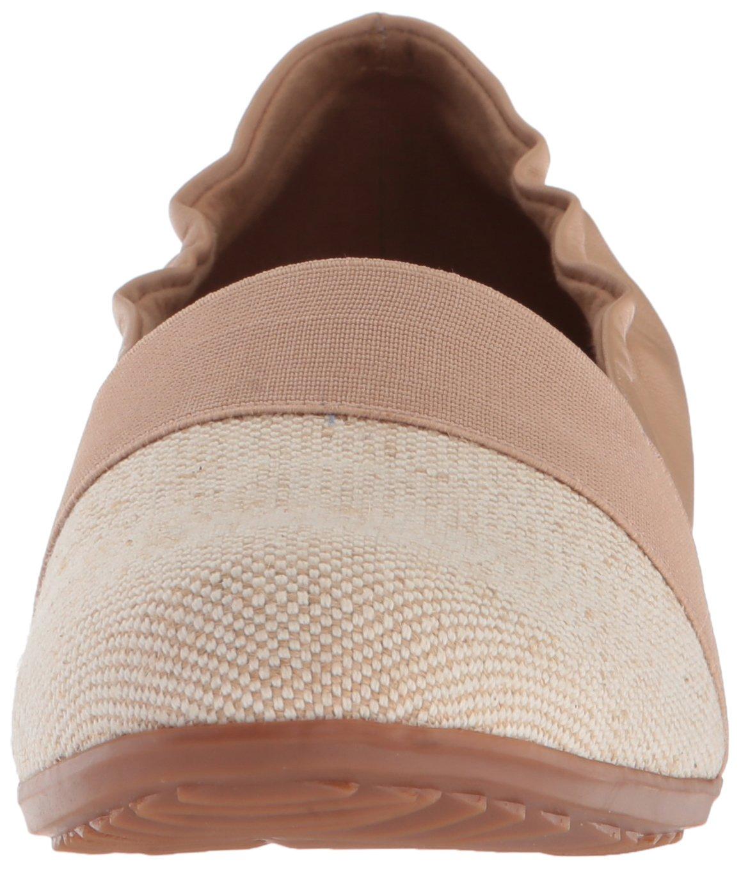 SoftWalk Women's Wonder Ballet Flat B073BZWKQL 12 W US Natural