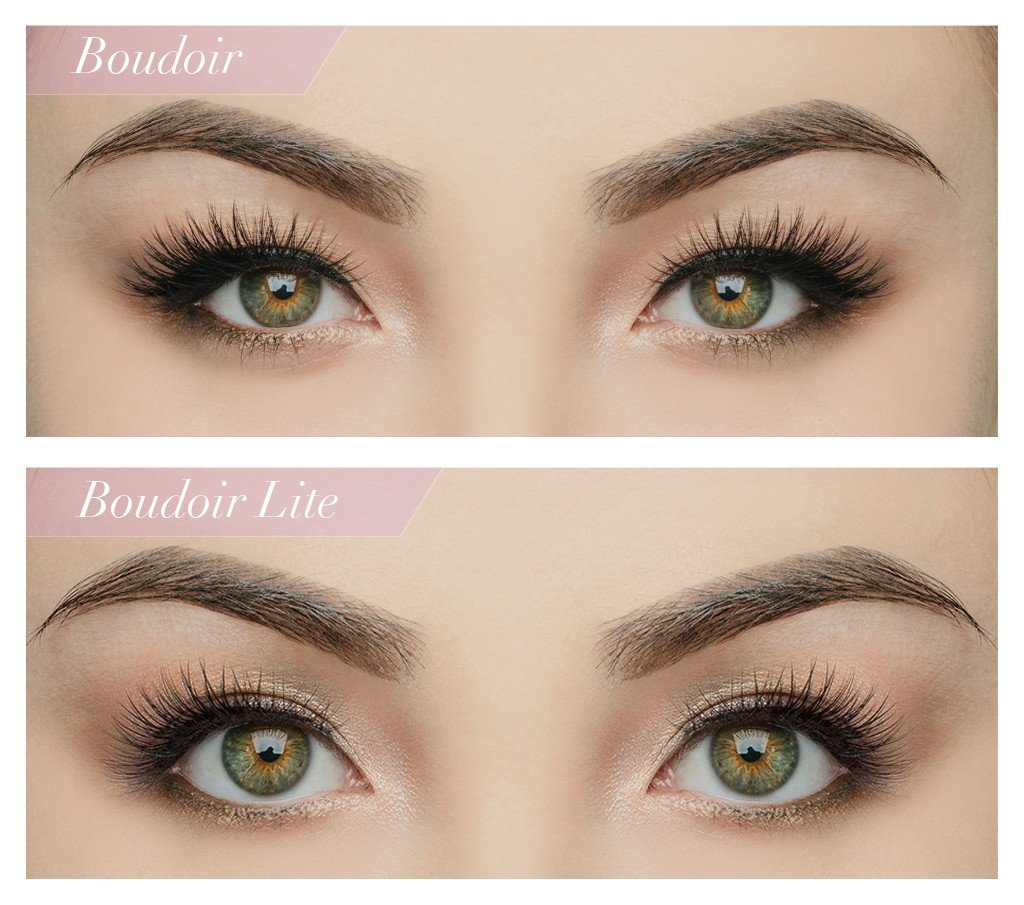 5cd44438829 Amazon.com : House of Lashes Lite Collection False Eyelashes (Boudoir Lite  1PK) : Beauty