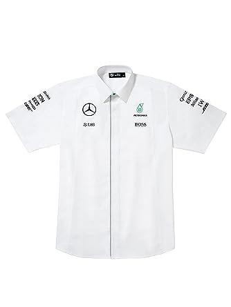 BlancXlVêtements HommeTeam Mercedes Et Chemise Benz xdreoCB