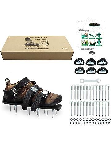 Aireadores de césped manuales para jardinería | Amazon.es