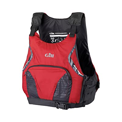 2016 Gill Pro Racer Mens 50N Buoyancy Aid NEW RED 4916 Sizes- - Large