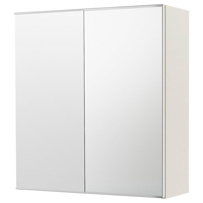 IKEA(イケア) LILLANGEN ミラーキャビネット 扉2枚付き ホワイト B00JEYA5RG Parent