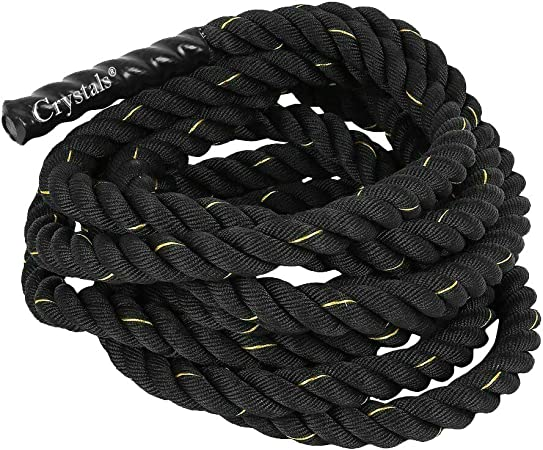Battle Power Rope 38//50mm Battling Sport Bootcamp Gym  Exercise Fitness Training