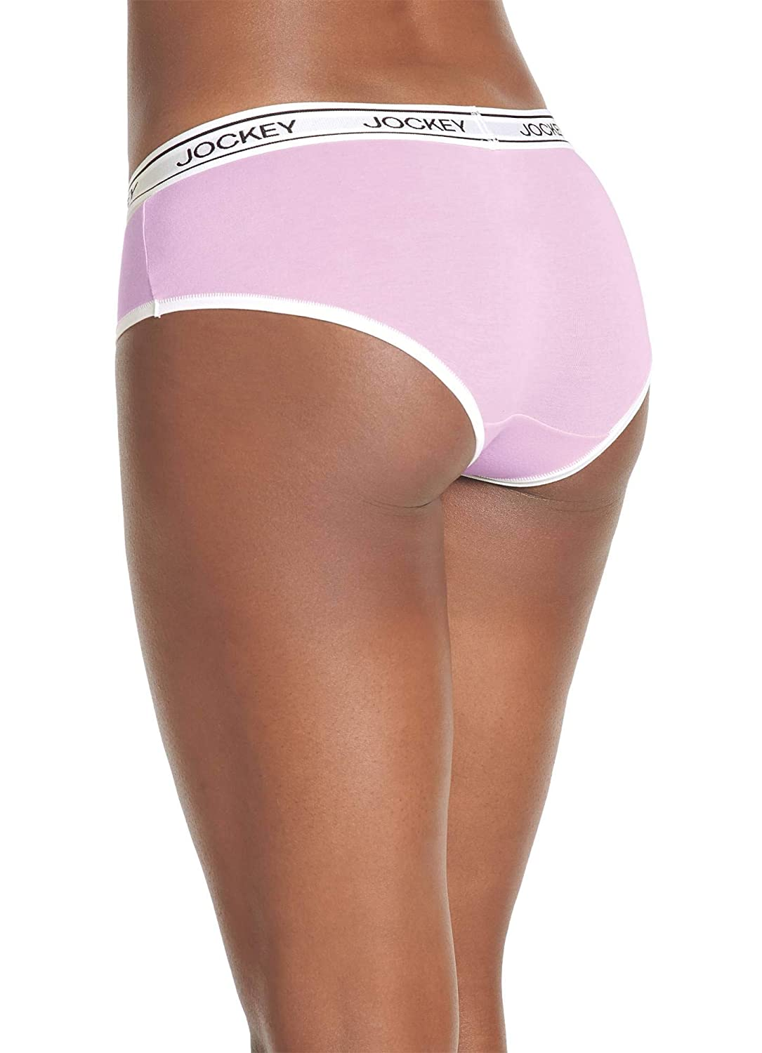 df508d3576f9 Jockey Women's Underwear Signature Modern Mix Y-Front Hipster at Amazon  Women's Clothing store: