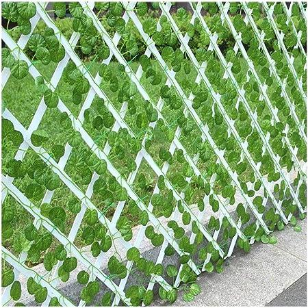 RKRXDH Soporte de la Planta Valla Extensible Madera Jardín Plantas Trepadoras Marco De Obstáculo Encogimiento Expansión Ajustable Planta Flor Patio Enrejado Expandible Enrejado,Uso Al Aire Libre: Amazon.es: Hogar