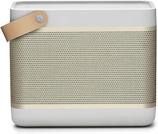 Bang Olufsen Beolit 15 Bluetooth Lautsprecher Portabler 24h Akku 30 Watt Natural Champagne Audio Hifi