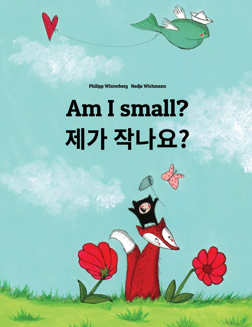 Download Am I small? / Jega jagnayo?: Children's Picture Book (Korean and English Edition) pdf