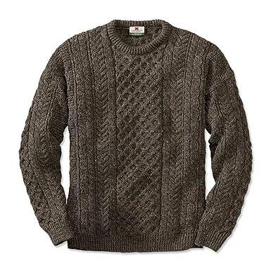 Orvis Black Sheep Irish Fishermans Sweater