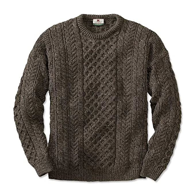 purchase newest authentic aesthetic appearance Orvis Black Sheep Irish Fisherman's Sweater/Black Sheep Irish Fisherman's  Sweater