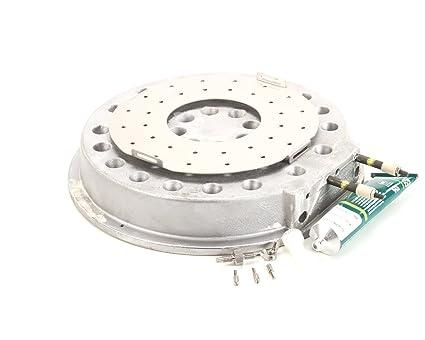 New 2Pcs 18mm 9W Waterproof LED Eagle Eye Bulb Car Fog Daytime Reverse Signal DRL Running Light Cacys-Store